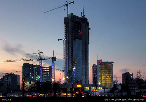 Il mercato della casa difficile come in ogni grande città - Construction