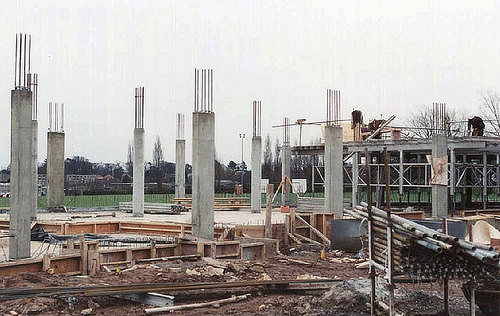L'edilizia a Bologna - MATERIALI EDILI