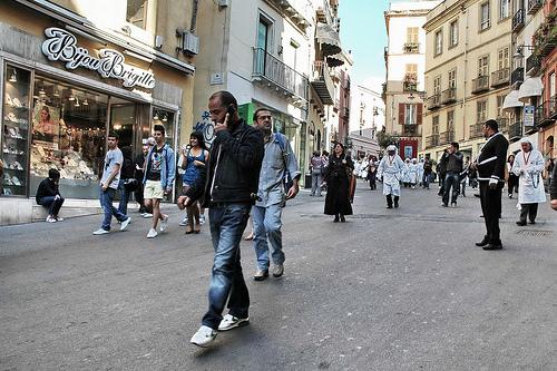 Le strade dello shopping a Cagliari - Via Giuseppe Manno