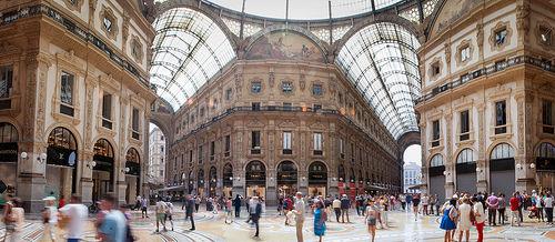 Milano capitale della moda - SHOPPING