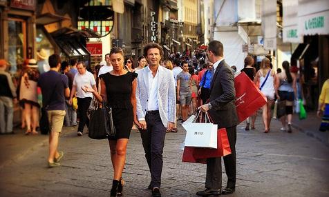 Non solo cultura la moda a Firenze - shopping
