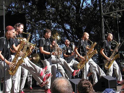 Una passeggiata a Perugia città di golosi e artisti -  il festival del Jazz