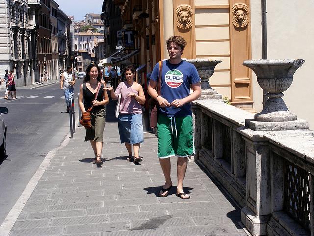Una passeggiata a Perugia: città di golosi eartisti