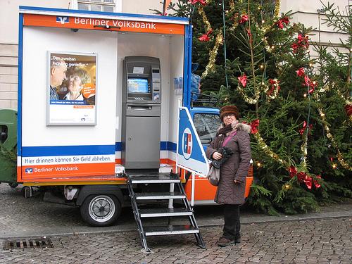 Banche a Padova - Prelevare contante