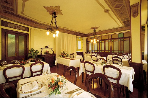 La città di Torino - Ristoranti
