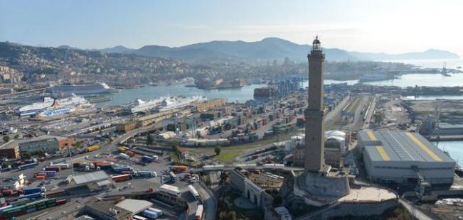 Tra gli anni '70 e '80 Genova vede il cuore della città