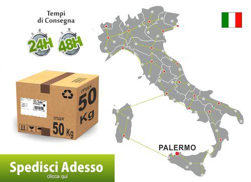 Spedizioni da e per Palermo