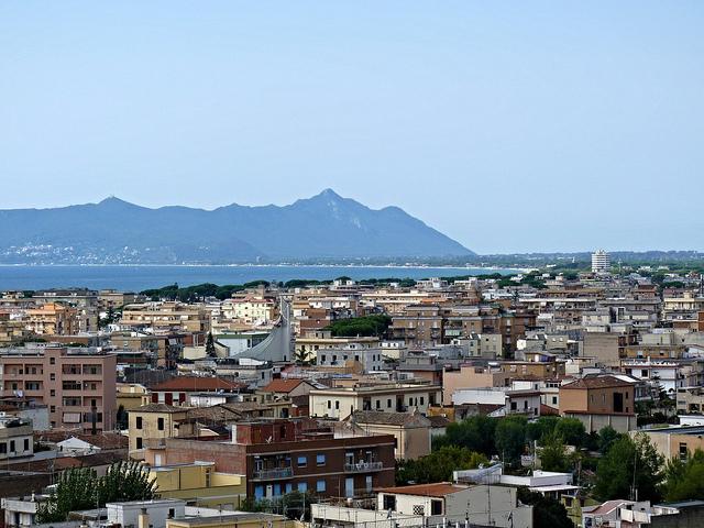 Latina città giovane