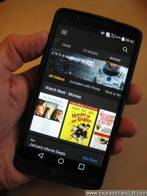 amazon-video-on-demand